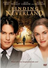 Finding Neverland 2004 DVD