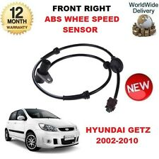 FOR HYUNDAI GETZ 2002-2010 FRONT RIGHT WHEEL SPEED ABS SENSOR