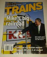 Trains Magazine August 2003