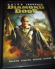 Diamond Dogs (DVD, 2008) NEW (RATED R)
