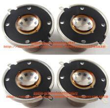 4pcs Replacement Diaphragm for JBL 2414H-1, Eon 510, 315, 615 Horn Driver