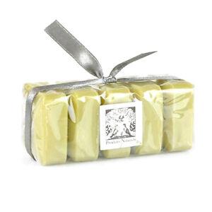 Pre De Provence VERBENA Citrus French Guest Soap Set+FREE RIBBON Cello Wrap Gift