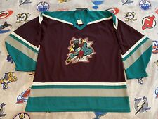 London Knights OHL Maska CCM Hockey Jersey Men's Large Away CHL [Blank]