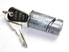 Triumph BSA steering lock tumbler & key set 82-6738 68-5050 A65 T120 T140 TR7