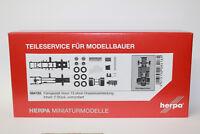 Herpa 084185  Volvo FH Fahrgestell ohne Chassisverkleidung  1:87 H0 NEU in OVP