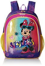 American Tourister Disney Kids' Backpack (Minnie) SIZE 8X5X14 INCHES  (LxWxH)