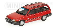 Opel Kadett E Caravan 1989 Red 1:43 Model MINICHAMPS