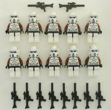 10 NEW LEGO STAR WARS ARF TROOPER MINIFIG LOT Elite Clone 9488 Minifigure Figure