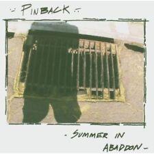 Pinback - Summer in Abaddon [New CD]