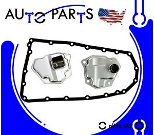JF011E RE0F10A TRANSMISSION FILTER PAN GASKET for 2007-19 DODGE JEEP MITSUBISHI