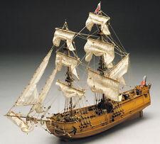 Mantua Golden Star English Brig Wood Ship Kit (769) Scale 1:150
