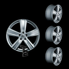 4x 16 Zoll Alufelgen für VW T5 / Dezent TH 7x16 ET45 (B-4500256)
