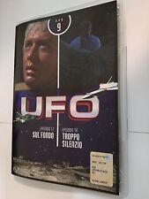 UFO - Dvd serie TV vol 9  - 17) Sul Fondo 14) Troppo Silenzio