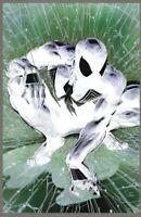 Spiderman 1 Clayton Crain Facsimile Black Suit Negative Virgin Variant Ltd 800