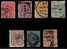 New Zealand Scott 61-7 Used (few rough perfs) - Catalog Value $97.55