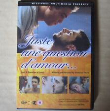 Juste une question d'amour (OmU) - DVD - GAY - RAR!