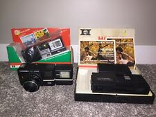 Lot of 3 Vintage Film Cameras: Hanimex