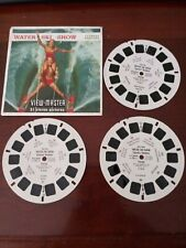 """""""Water Ski Show Cypress Gardens Florida"""". View-master #A9671- 3. Used condition."""