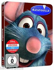 RATATOUILLE (Walt Disney, PIXAR) Blu-ray Disc, Steelbook Collection NEU+OVP