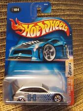 HOT WHEELS 2003 #104 TECH TUNERS 5/5 FORD FOCUS NEW DIE CAST LOOK
