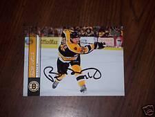 Brad Boyes Autographed Upper Deck Card*PSA Guarant