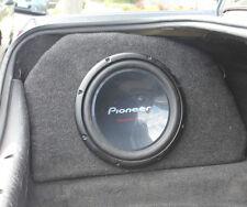 EMPTY! Ford BA BF Sedan Passenger 12inch sub fibreglass subwoofer box for FPV