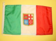 BANDIERA ITALIA ITALIANA MARINA MERCANTILE BARCA NAUTICA
