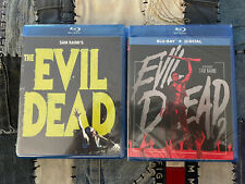 The Evil Dead / Evil Dead Ii (Blu-ray Discs)
