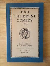 Dante Alighieri - The Divine Comedy 1. Hell (L'Inferno) (Penguin Classics, 1950)
