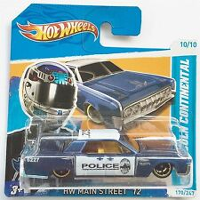 Lincoln DieCast Material Vehicles