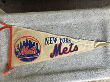 Vintage New York Mets Pennant 1969  MLB      Full Size    World Series Year