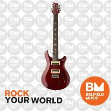 PRS Paul Reed Smith SE Seven String Electric Guitar 7-Str Black Cherry Brand New