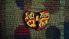1990's Hip Hop 90's Rap Wu Street Art Graffiti Enamel Lapel Hat Pin
