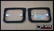 Fiat 126 Outer Headlight Trim Pair - All Models
