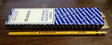 Pack of 6 Dozen 72 Vintage Dixon STUDENT School/Supply No 2.5 Pencils #1285  NEW