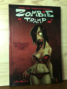 Zombie Tramp Volume 1 Super Real Graphics TPB 2010 1st edition Rare