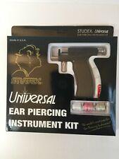 EAR PIERCING GUN R993S STUDEX INSTRUMENT STARTER KIT Ear Piercing Tool Kit