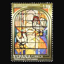 "Spain 2016 - Traditions & Customs ""The Miracle St. Dominic de la Calzada"" - MNH"