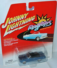 Ragtops - 1967 PLYMOUTH GTX conv. - blue metallic - 1:64 Johnny Lightning