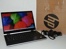 """HP Pavilion X360 14-cd, Intel i3-8130U, 6GB Ram, 128GB SSD, 14"""" zoll UHD 620"""