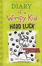 Diary of a Wimpy Kid-Hard Luck by Jeff Kinney (Hardback, 2013) - New