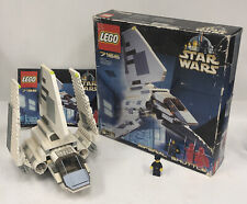Lego Star Wars 7166 - Imperial Shuttle (Used, W/Box and Instructions)