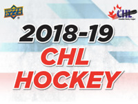 2018-19 Upper Deck UD CHL Canadian Hockey League Inserts Pick Your Cards/ Lot
