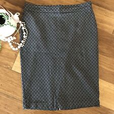 PORTMANS STATUS Straight Stretch Skirt Size 14 Back Zip Pencil Skirt. Never Worn