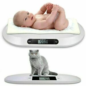 Digital Electronic Weighing Scale Baby Infant Pets Bathroom 20KGS/44LBS 10G Xmas