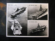 Vintage US Navy 8 x 10 Press Photo USS Hancock CVA-19 796