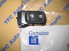 Chevrolet Uplander Buick Terraza Pontiac Montana Door Lock Switch OEM New GM
