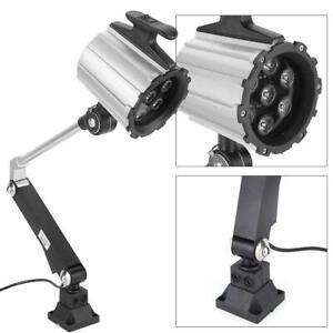 LED Work Light Lamp 7W Lumen 24V For Lathe CNC Drilling Milling Machine