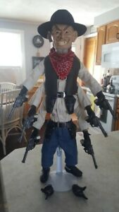Puppet Master Movie SIX SHOOTER Full Moon 1:1 Scale Replica Doll Prop
