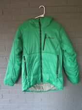 NEW TAGS PATAGONIA DAS PARKA JACKET TUMBLE GREEN SMALL DISCONTINUED